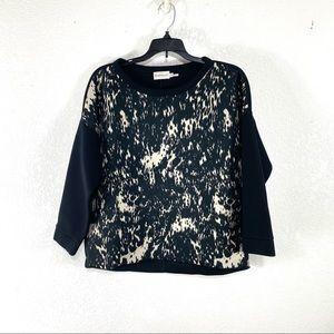 Moncler Pullover Sweater Neoprene SZ M